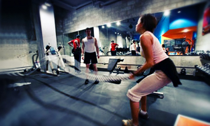 Mid City Gym - New York: One or Three Months of Unlimited Fitness Classes at Mid City Gym (Up to 84% Off)