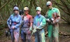 Skirmish Paintball Bristol - North Somerset: Paintballing For Up to 10 or 20 With Lunch and 100 Rounds Each from £19.95 at Skirmish Paintball (Up to 91% Off)