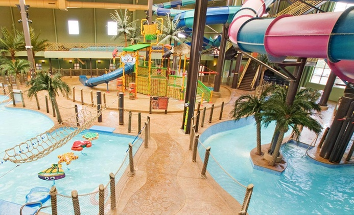 Indoor Water Park Resort in Ohio