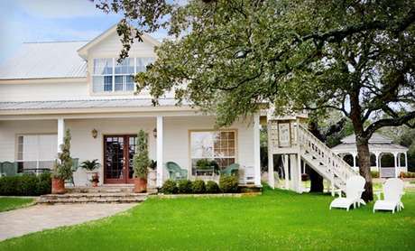 Romantic Cottages in Texas Hill Country