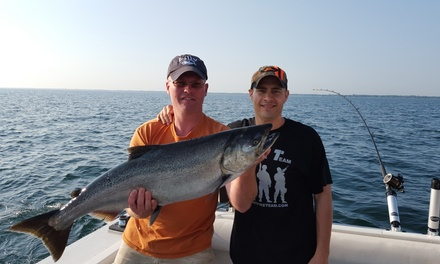 Six-Hour Fishing Trip with Optional Meal from JollySportfishing (45% Off)