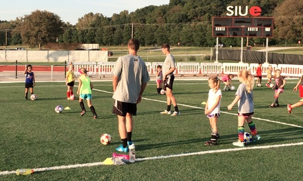 $85 for 1 Week of Soccer Day Camp from SIU Edwardsville at Ralph Korte Stadium ($185 Value)