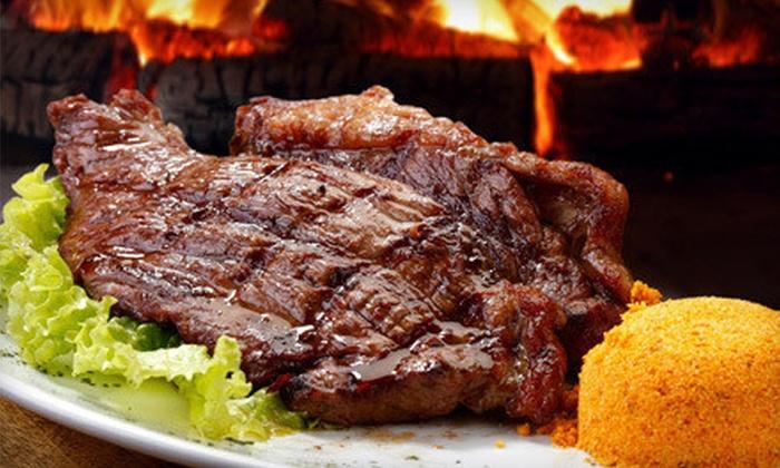 Samba Loca Brazilian Steakhouse - Carrollton: $15 Worth of Brazilian Food and Drinks