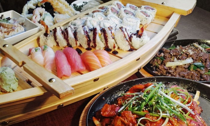 Wara - Annandale: $35 for Japanese and Korean Prix-Fixe Dinner at Wara ($69 Value)