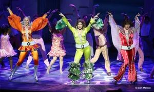 """Mamma Mia!"": ""Mamma Mia!"" at The Whiting on Friday, May 29, or Saturday, May 30, at 8 p.m. (Up to 46% Off)"