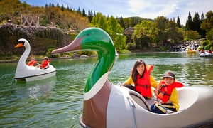 Gilroy Gardens: Single-Day Admission for 2, 4, or 6 to Gilroy Gardens (Up to 50% Off)