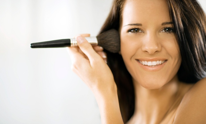 Jennifer Bradley Cosmetics - Palmetto Medical Park: 90-Minute Makeup Lesson for One or Two-Hour Lesson for Two at Jennifer Bradley Cosmetics (Up to 86% Off)