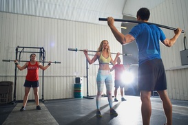 Parkaire Fitness: Four Personal Training Sessions at Parkaire Fitness (63% Off)