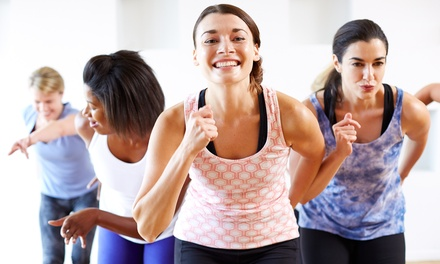 One, Three, or Six Women's Group Fitness Classes at Polga Fitness (Up to 66% Off)