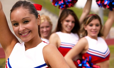 $25 for $50 Worth of Cheerleading Practice at Broward Elite All-Stars
