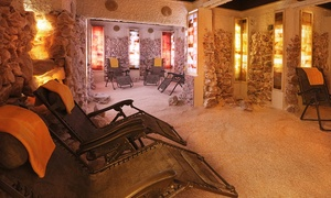 SaltWonder Himalayan Salt Cave: One or Two 45-Minute Salt-Cave Visits at SaltWonder (Up to 61% Off)