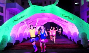 The Glo Run: $39 for The Glo Run 5K with Energy Upgrade on Saturday, August 29 ($65 Value)