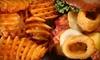 The Loaded Slate - Kilbourn Town: $10 Worth of Pub Food