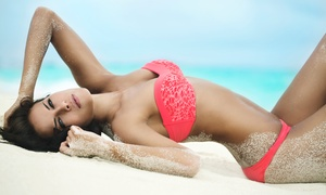 210 Glo: One or Three Mobile Spray Tans from 210 Glo (Up to 53% Off)