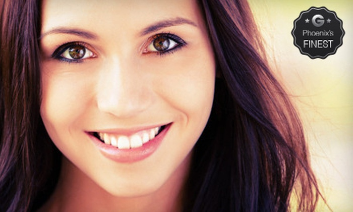 Deseret Aesthetic & Lifestyle Institute - Superstition Springs: One or Three Microcurrent Facial Treatments at Deseret Aesthetic & Lifestyle Institute (Up to 72% Off)