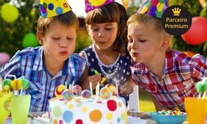 Word Kid's Salão de Festas e Eventos: World Kid's – Jatiúca: buffet infantil para 60 ou 80 pessoas a partir de 12x sem juros de R$ 188,33