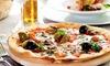Giardino's - Jackson: $25 for Two Specialty Pizzas, Garlic Cheese Bread, and Two-Liter of Soda at Giardino's ($44.97 Value)