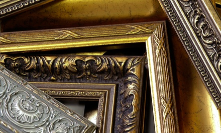 Framing Services at Right Angle (Up to 57% Off)