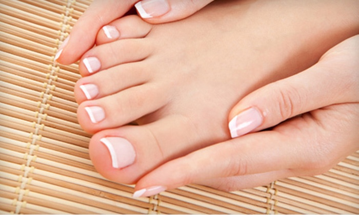 Spa Lish LLC - Glendale: One or Two Basic Manicures and Spa Pedicures at Spa Lish LLC in Glendale (Up to 59% Off)