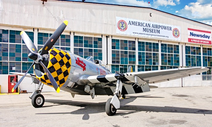 American Airpower Museum - East Farmingdale: Visits to American Airpower Museum (Up to 53% Off). Two Options Available.