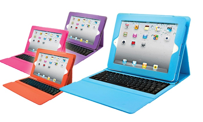 Vibe iPad Bluetooth Keyboard Folio: $23 for a Vibe iPad Bluetooth Keyboard Folio ($49.99 List Price). Six Colors Available. Free Shipping and Returns.