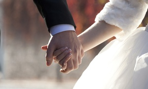 T's Photography: On-Location Wedding Photo Shoot with Five Digital Images from T's Photography (45% Off)