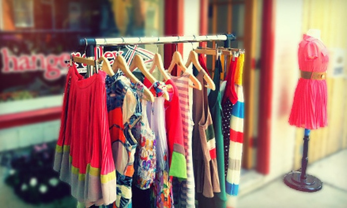 Hanger Alley - Fells Point: $22 for $45 Worth of Women's Apparel and Accessories at Hanger Alley