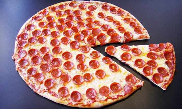 Santino's Pizzeria - Riverbend: $10 for $20 Worth of Pizza and Italian Fare at Santino's Pizzeria