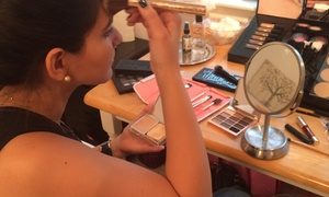 Pinkblush Artistry: Makeup Lesson and Application from Pinkblush Artistry (49% Off)