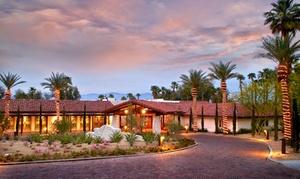 4-Star Luxury Resort in the Anza-Borrego Desert