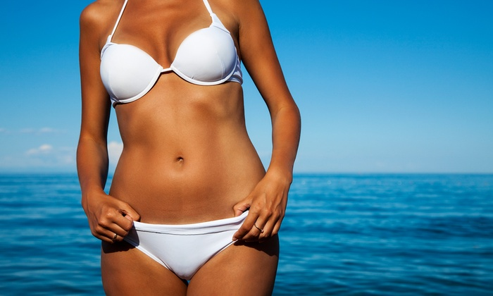 Fancy Tan - Moreno Valley: One or Three Mystic Tan Spray Tans at Fancy Tan (Up to 54% Off)