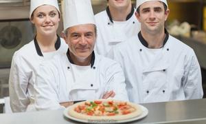 Ecole Niçoise De Pizzaïolo: Cours pratique pour apprendre les rudiments de la pizza en solo ou en duo dès 39,50 € à l'Ecole Niçoise De Pizzaïolo