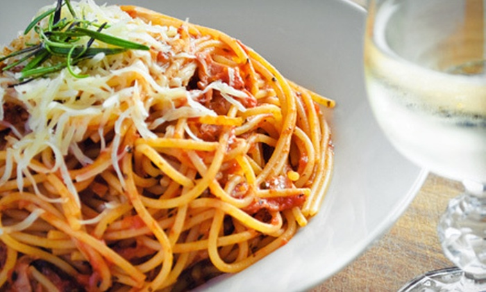 Tozzi's Restaurant Downtown Canton - Canton: $10 for $20 Worth of Italian Cuisine at Tozzi's Restaurant Downtown Canton