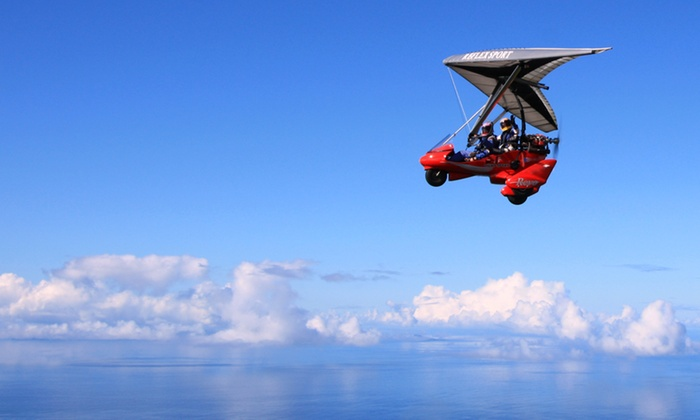 Florida Adventure Sports - Fernandina Beach: Up to 34% Off Flight Lesson at Florida Adventure Sports