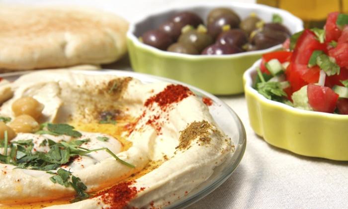 Village Garden Resturant - Little Palestine: $12 for $20 Worth of Mediterranean and Indian Cuisine at Village Garden Resturant