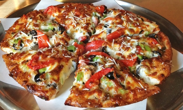 Bada-Bing! - Chesterland: Pizza Package or $12 for $20 Worth of Pizzeria Food at Bada-Bing!