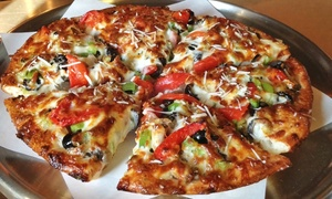 Bada-Bing!: $28 for One Five-Topping Pizza and Two Specialty Pizzas at Bada-Bing! ($45.70 Value)