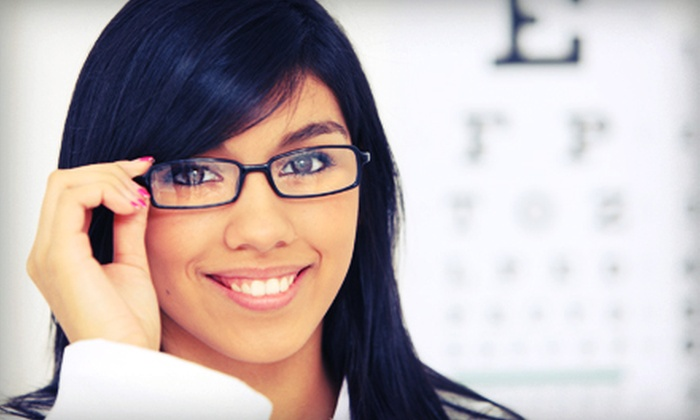 Stony Brook Vision World - Stony Brook: Exam with $200 Toward Glasses or Two Boxes of Contact Lenses at Stony Brook Vision World (Up to 84% Off)