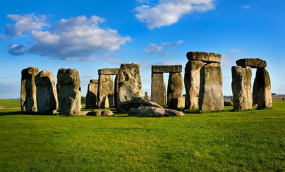 image for Stonehenge and Bath Tour for a Child or Adult with Premium Tours (50% Off)