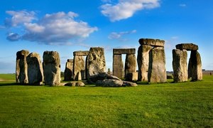 Premium Tours Ltd: Stonehenge, Bath, Cotswolds and Stratford Tour for a Child (£42.50 ) or Adult (£47.50) with Premium Tours (50% Off)