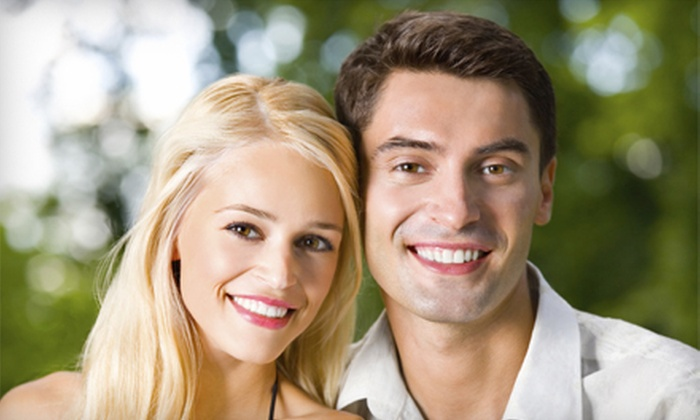 Invisions - Middlebury: $129 for Laser Hair-Restoration Treatments for Men or Women at Invisions ($1,299 Value)