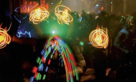 $20 for Admission for Two to the Butterfly Glow Party on Saturday, November 1 ($40 Value)