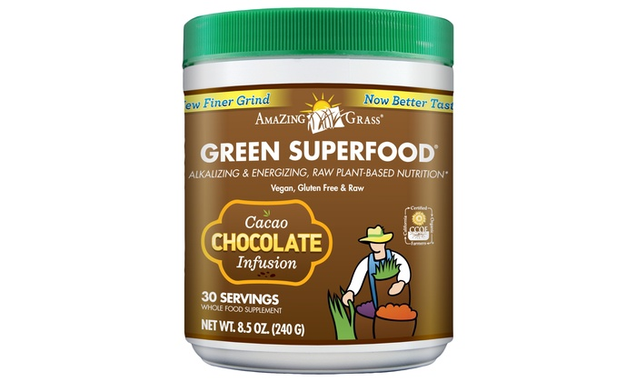 Green Superfood Supplement Groupon Goods