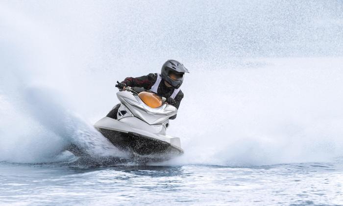 Wave-breaker Watersports - Lakeland: $41 for $75 Worth of Jet-Ski Rental — Wave-Breaker Watersports