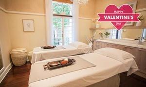 Inzolo Wellness Suite: Half Day Spa and Treats from R999 with Optional Accommodation at Inzolo Wellness Suite at Hout Bay Manor (Up to 51% Off)