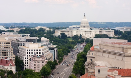 groupon daily deal - Stay at Best Western Georgetown Hotel and Suites in Washington, DC. Dates into May.