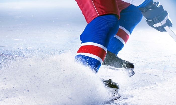Mitten Sports LLC - Farmington: $20 for $40 Worth of Hockey- and Figure-Skate Sharpening and Gear at Mitten Sports LLC