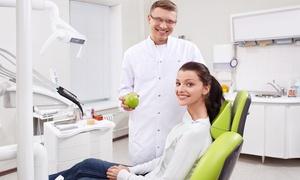 STUDIO DR.GRECHI ALDO: Visita odontoiatrica con pulizia e smacchiamento più otturazione e sbiancamento LED