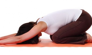 Newtown Yoga: Four Weeks of Unlimited Yoga Classes at Newtown Yoga (60% Off)
