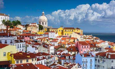 ✈Lisboa y Oporto: 6 días y 5 noches en hotel con desayuno, tren y vuelo de ida y vuelta desde Madrid o Barcelona